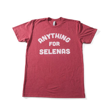 Limited Edition: Anything for Selenas Men's Shirt