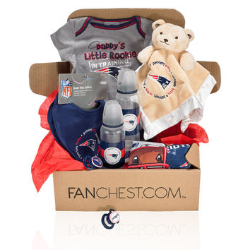New England Patriots Baby FANCHEST I