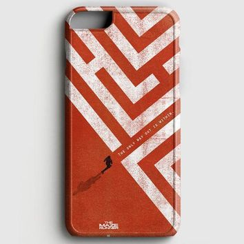 The Maze Runner iPhone 6 Plus/6S Plus Case | casescraft
