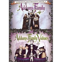 The Addams Family / Addams Family Values Double Feature (Widescreen) - Walmart.com