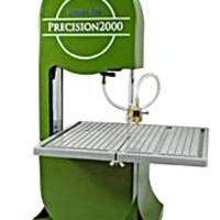Precision 2000 Wet Dry Bandsaw With 2 Blades!!
