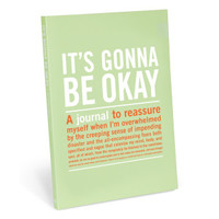It's Gonna Be Okay Guided Journal by Knock Knock