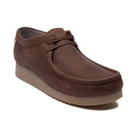 Mens Clarks Stinson Oxford Casual Shoe