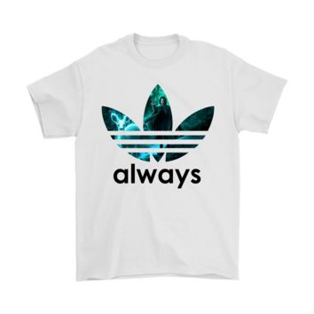 KUYOU Adidas Severus Snape Always Harry Potter Shirts