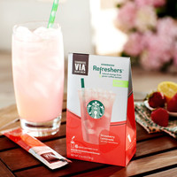 Starbucks VIA Refreshers™ Strawberry Lemonade