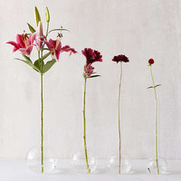 Sophia Assorted Bubble Vases - Set of 4 | Urban Outfitters