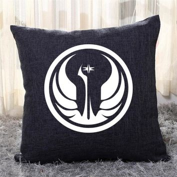 Galactic Empire, Star Wars Throw Pillow Cover