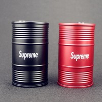 Supreme Fashion Car Universal Metal Cigarette Ashtray