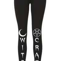 Women's Witch Craft Leggings