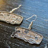 Sparkle Camper Earrings