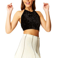 Full Swing Skater Skirt - Cream