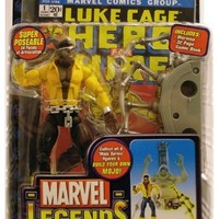 Marvel Legends Series 14 Action Figure Luke Cage