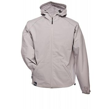 Flylow Mens Clyde Snowboard & Ski Winter Jacket Coat 2011, Grey Small & X-Small