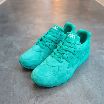 BC SPBEST Asics Gel Kayano Trainer  Ocean Pack  in Spectra Green #H6C0L-7878
