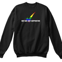 Not Gay But Supportive Awesome Products