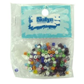 Small Pony Beads ( Case of 50 )