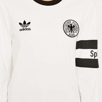 adidas Originals 74s Germany Jersey - Urban Outfitters