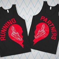 Running Partners Tank Tops
