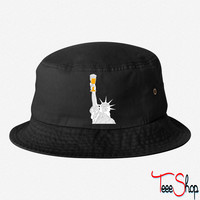 Free Beer bucket hat