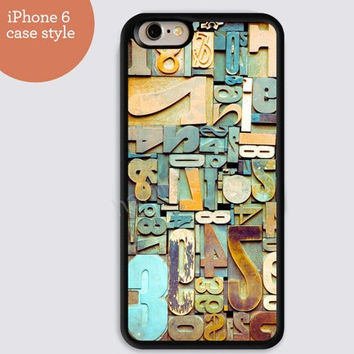 iphone 6 cover,art iphone 6 plus,Colorful letterpress numbers IPhone 4,4s case,color IPhone 5s,vivid IPhone 5c,IPhone 5 case 55
