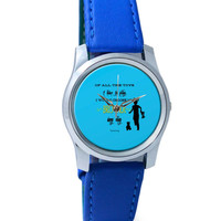 World's Best Brother Wrist Watch