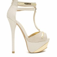 Scale These Heights Plated Platforms