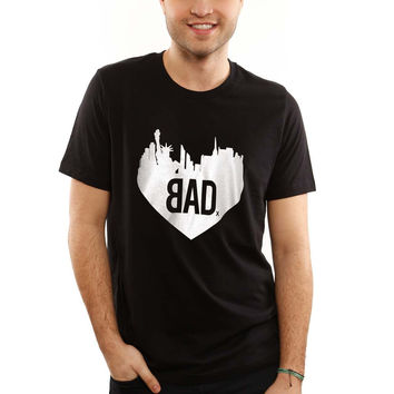 Men's Shirt | BADx New York City Heart
