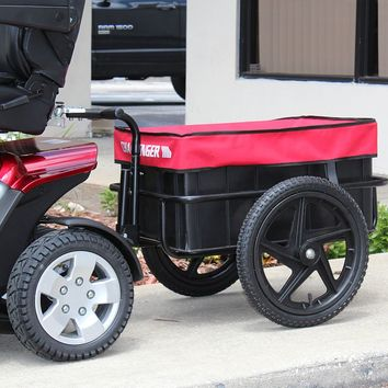 Scooter Trailer J2800 - Challenger Accessories Scooter Trailer | TopMobility.com