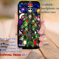 Nightmare Before Christmas iPhone 6s 6 6s+ 5c 5s Cases Samsung Galaxy s5 s6 Edge+ NOTE 5 4 3 #cartoon #animated #NightmareBeforeChristmas dl9