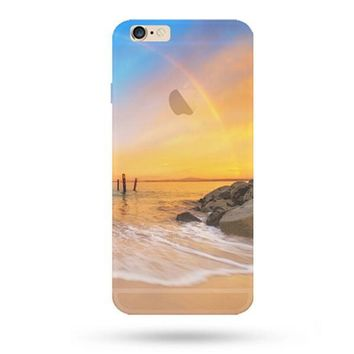 Holiday Beach iPhone 5S 6 6S Plus Case + Gift Box-127-170928