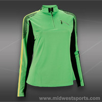 Jamie Sadock Viridian Long Sleeve Top
