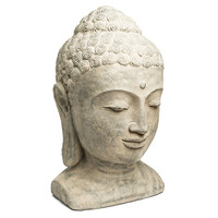 Volcanic Ash Sovereign Buddha, Figurines & Animal Figures