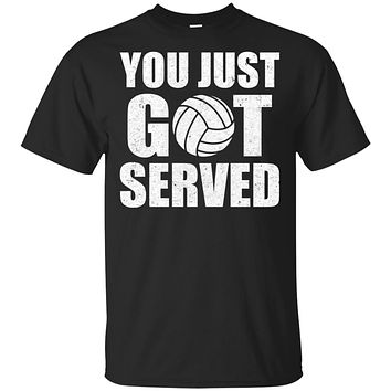 You Just Got Served Gifts For Volleyball Lovers
