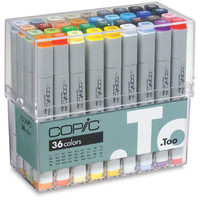 22110-0369 - Copic Original Markers - BLICK art materials