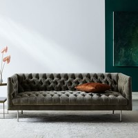 "Modern Chesterfield Sofa (79"")"