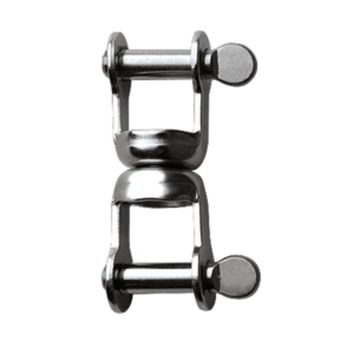 Ronstan Swivel Shackle - 1-4 Pin - 1-21-32L x 19-32W