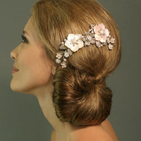 Regina B. -- T254 Spectacular Romantic Comb | Wedding Headpieces | Bridal Jewelry
