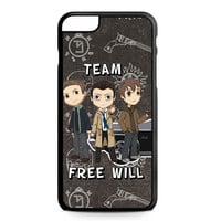 Supernatural Team Free Will iPhone 6 Plus Case