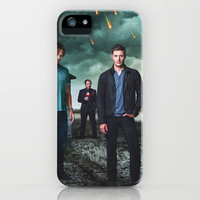 Supernatural Season 9 Promo  iPhone & iPod Case by Salem