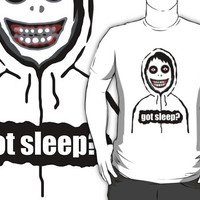 Jeff The Killer Got Sleep?