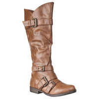 Riverberry Women's 'Montage' Strappy Boot | Overstock.com