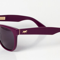 Landry Sunglasses in Purple by Red's Outfitters