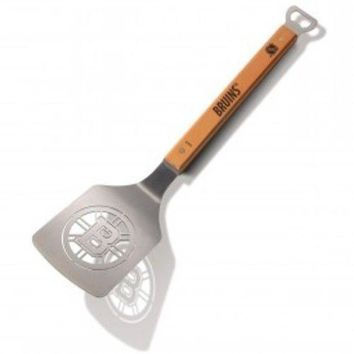 Boston Bruins All In One BBQ Grilling Spatula with Bottle Opener