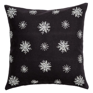 H&M Beaded Cushion Cover $29.99