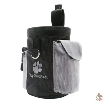 Training Treat Pouch with Disposable Bag Dispenser