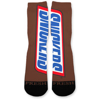 Snickers Custom Athletic Fresh Socks