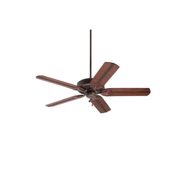 Emerson Fans BKIT-CF4801ORB-B105HCB Premium Select Oil Rubbed Bronze 54-Inch Ceiling Fan with Beaded Hand Carved Wood Blades