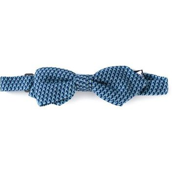 ONETOW Fefè illusion patterned bow tie