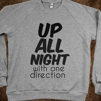 Up All Night with 1D