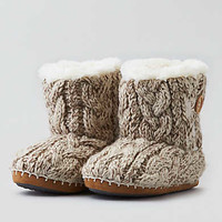AEO Slipper Bootie , Natural
